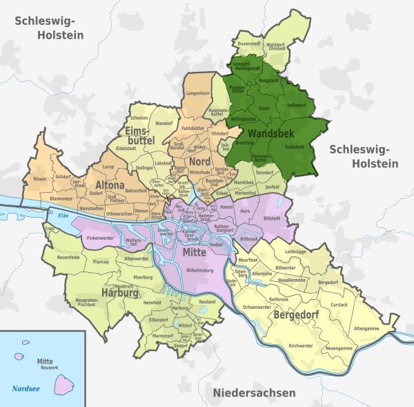 Hamburg,Stadtteile1